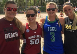 Ohio Valley Beach Volleyball College Scholarship Recipients