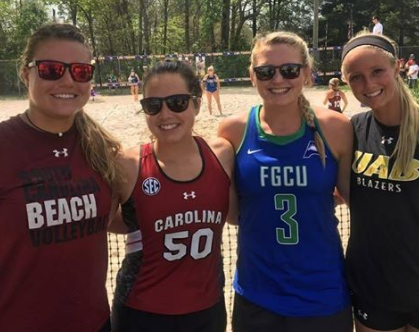 Ohio Valley Beach Volleyball College Scholarship Recipients